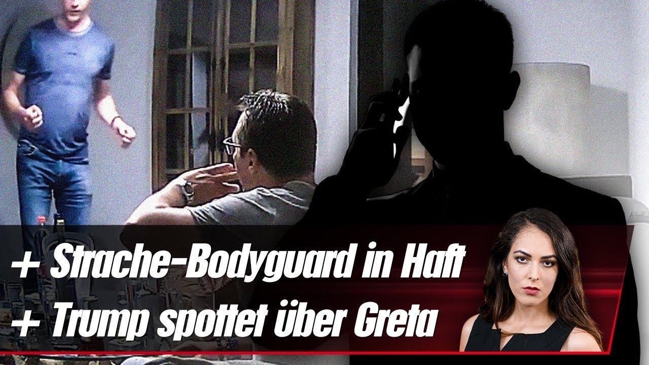 Download Ex-Strache-Bodyguard in Haft ++ Trump spottet über Greta | krone.at NEWS
