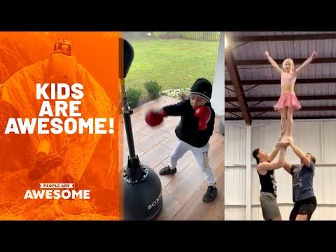 Sports Prodigies | Kids Are Awesome!