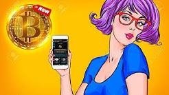 Bitcoin Claim Pro - TELEFON ILE BITCOIN QAZAN !!!