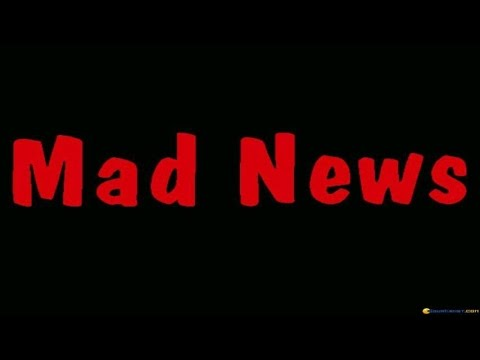 Mad News gameplay (PC Game, 1994) thumbnail