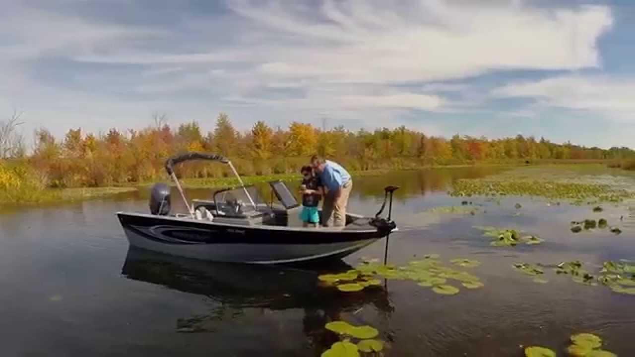 Aluminum Construction | Smoker Craft Boats