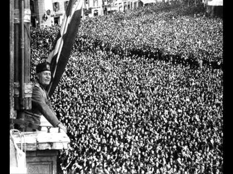 Discorso Camera Mussolini : Roma discorso del maggio benito mussolini youtube