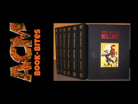 The Art of Hellboy by Mike Mignola