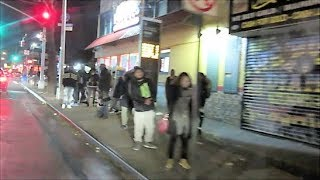 BROOKLYN NEW YORK STREETS AT NIGHT thumbnail