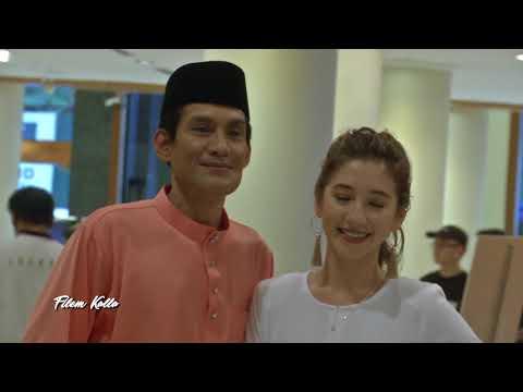 Faizal Hussein Vanidah Imran & Riz Amin  Iftar Kalla  Pop Express