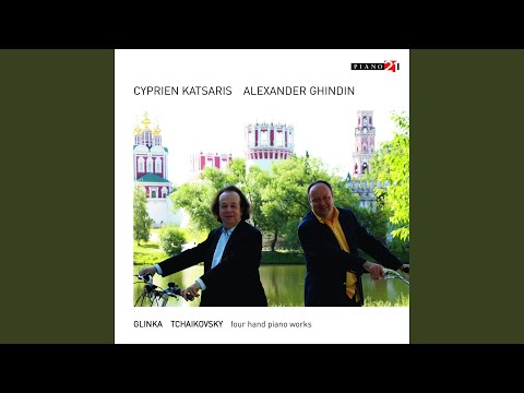 50 Russian Folk Songs, TH 176: No. 25, Beyond My Yard Is a Green Meadow