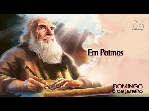 06.01.2019 - Em Patmos - Domingo