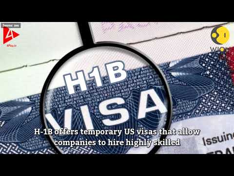 US makes H1-B visa approval tough; Indian firms to be impacted