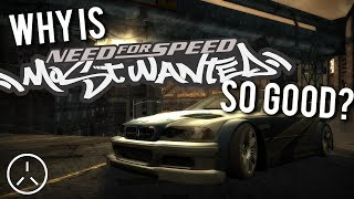 Why is Need for Speed: Most Wanted so Good?