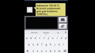 Bedava İnternete Girme Hilesi hack [Telekom , Turkcell , Vodafone , Avea] Tweakware