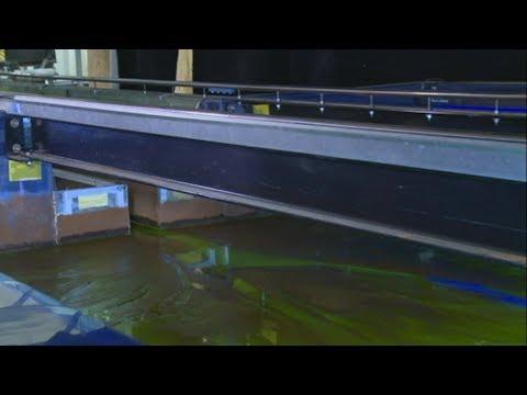 مختبر مخصص لفهم كيفية عمل الأنهار في مناطقها الطبيعية - 4Tech  - 20:54-2018 / 9 / 15