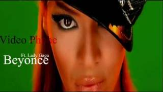 Beyonce Ft (Lady Gaga) - Video Phone [INSTRUMENTAL]