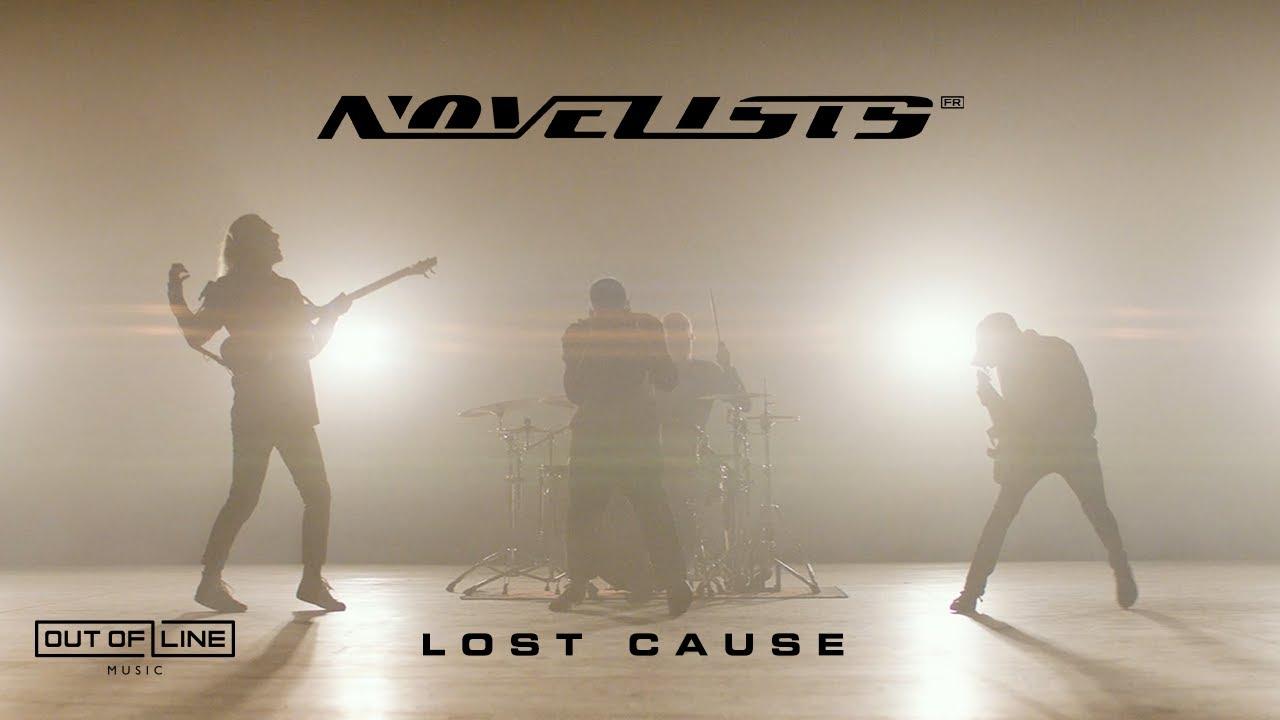 """NOVELISTS FR sort le premier titre """"LOST CAUSE"""" de son nouvel opus ..."""