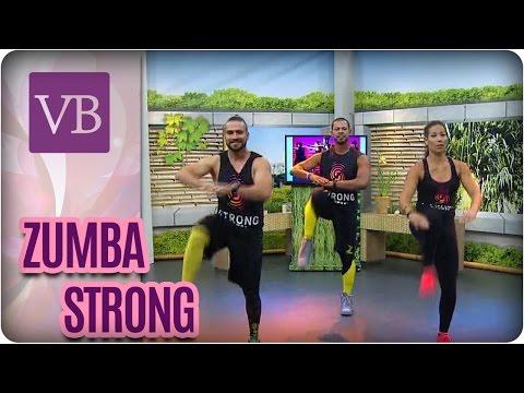 Aula de zumba strong - Você Bonita (01/09/16)