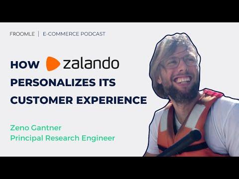 How Zalando personalizes its customer experience
