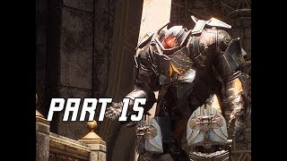ANTHEM Walkthrough Gameplay Part 15 - Legendary Javelin (PC Ultra Let's Play)