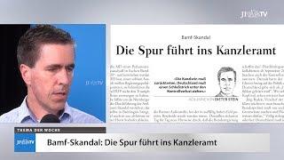 Ein Blick in die neue JF (24/18): Die Spur führt ins Kanzleramt