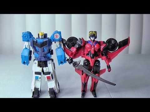RID Crash Combiners Lunar Force PrimeStrong (Strongarm & Optimus Prime)