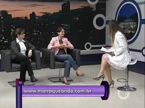 Entrevista da Jornalista Silvia Oliveira ao Programa Revista – Parte 1