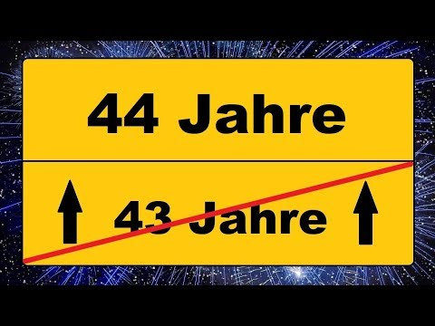 Spruche Zum 44 Geburtstag Spr Che Zum 44 Geburtstag