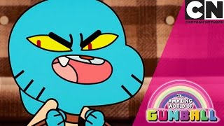 The Amazing World of Gumball | The Man | Cartoon Network