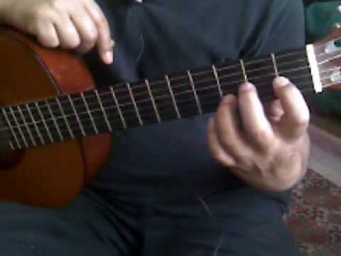 Beginner Guitar Chords Webcam How To Walk From E Chord To D Chord