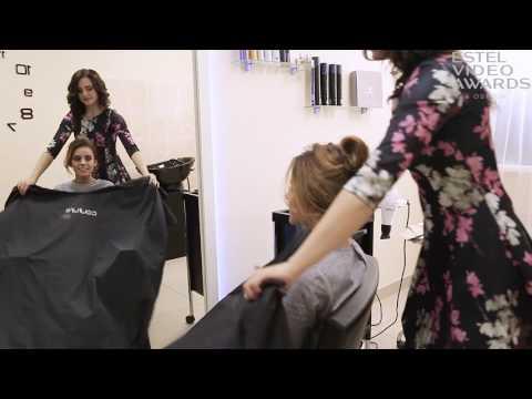 Игина Алина. Pudra Hair Color Studio. г. Барнаул