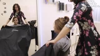 видео Окрашивание волос в Барнауле. 1 лучший мастер и салон красоты.
