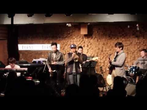 스카포앙상블 Ska 4 Ensemble - Agwa montana (Live at club evans 28,Feb,2014)
