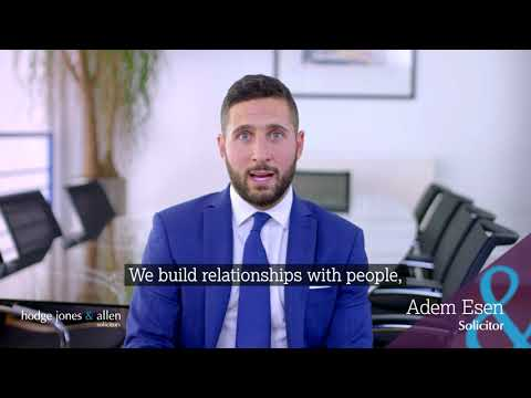Hodge Jones & Allen LLP - Housing Social Media