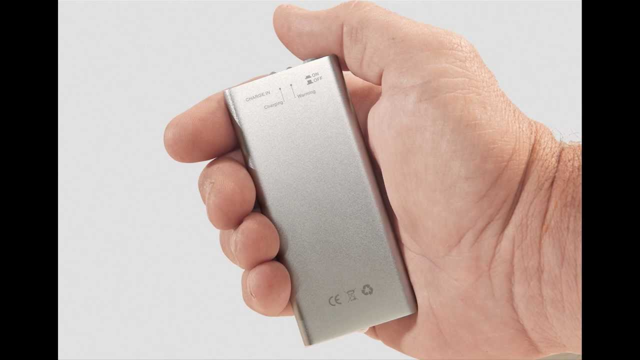 Rechargeable Usb Hand Warmer Youtube