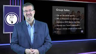 ISBI 360 Ticket Sales Training Program Sampler Video - Bill Guertin