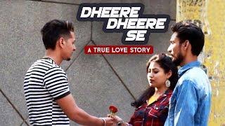 DHERE DHERE SE - MERI ZINDAGI  LOVE STORY  YO YO HONEY SINGH  R3AN PRODUCTION 