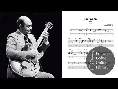 Night and Day - Joe Pass (Transcription)