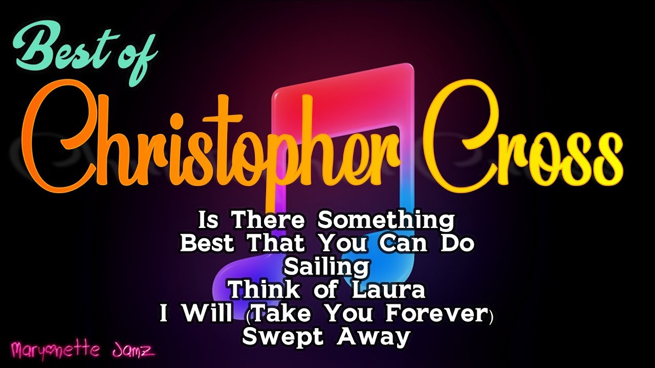Christopher Cross-Sailing-lyric video