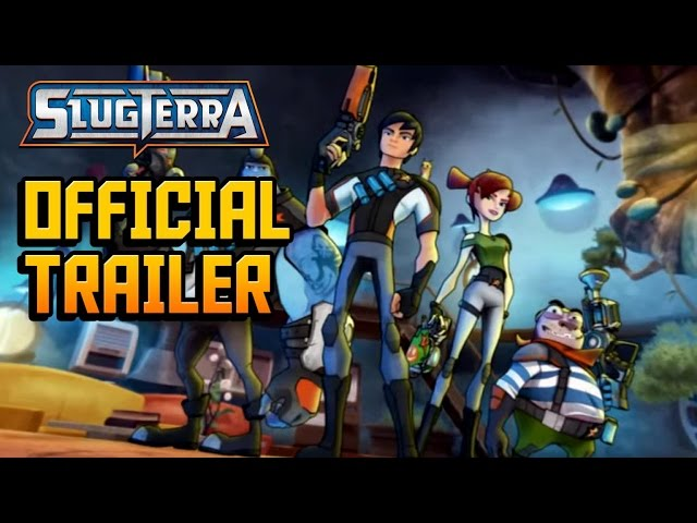Slugterra trailer Travel Video