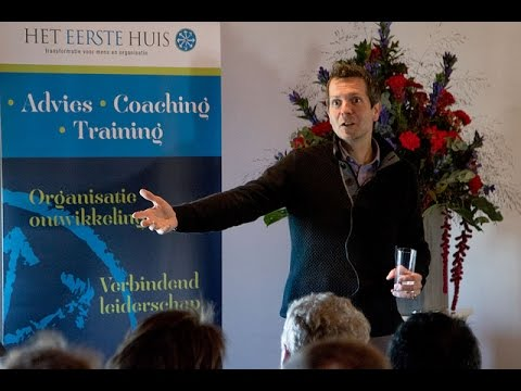 Reinventing Organizations met Frederic Laloux