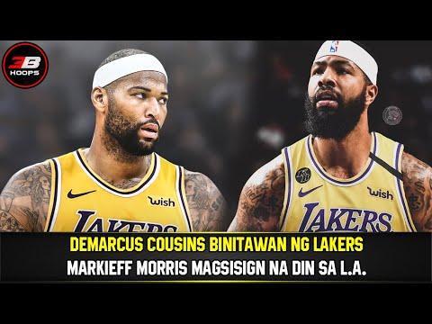 demarcus-cousins-binitawan-na-ng-lakers-|-markieff-morris-magsisign-na-din-sa-l.a