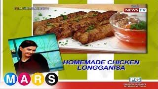 Mars Masarap: Homemade Chicken Longganisa by Janine Gutierrez