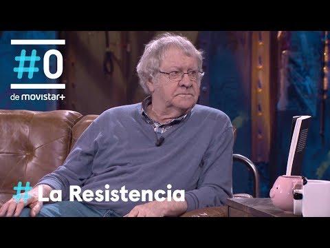 LA RESISTENCIA - Entrevista a Ian Gibson   #LaResistencia 18.03.2019