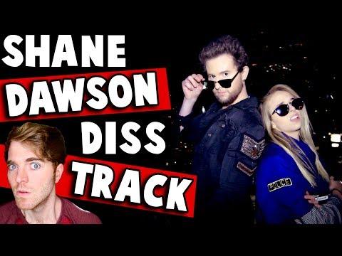SHANE DAWSON DISS TRACK (Types of Annoying Youtubers)