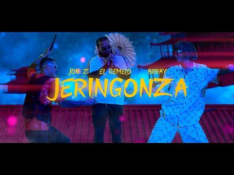 Jeringonza – El Gemelo x Brray x Jon Z