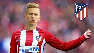 MARCOS LLORENTE • Welcome to Atlético Madrid • Amazing Passes & Defensive Skills