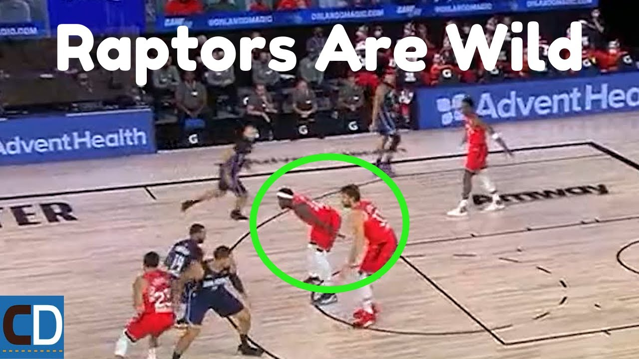 How The Raptors, Celtics, & Sixers Defenses Can Be Explained By One Play