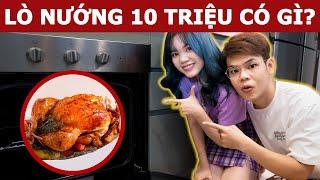 Lò nướng 10 triệu có gì hot??? | Oops Banana V10g 186
