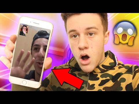 Thumbnail: CALLING FAZE RUG ON FACETIME! (HE ANSWERED!!)