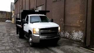 My new Chevy Dump truck