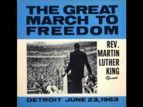 the civil rights movement and today