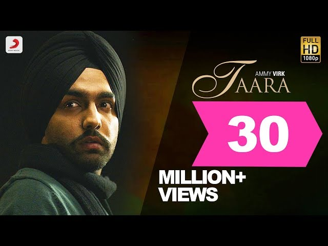 Ammy Virk - Taara | Album - Shayar | Latest Punjabi Song 2015