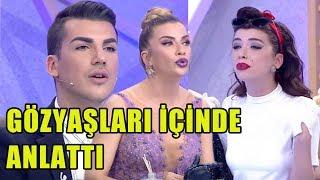 Aleyna Eroğlu Gözyaşları İçinde Anlattı!